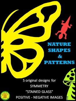 Nature Shapes: Craft Patterns