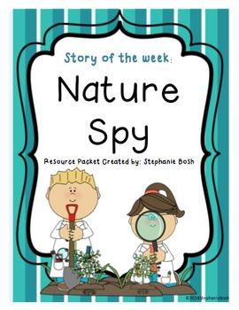 Nature Spy Scott Foresman Reading Street® 2013 Resource Packet
