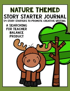 Nature Themed Story Starters