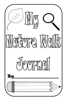 Nature Walk Journal