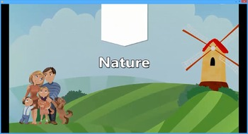 What is Nature? Educational interactive video