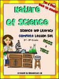 Nature of Science:Complete Lesson Set Bundle