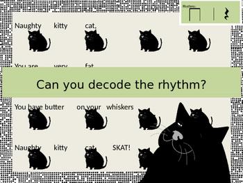 Naughty Kitty Cat Powerpoint