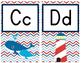 Nautical Alphabet