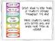 Nautical Behavior Chart {Clip System}