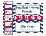 Nautical Behavior Clip chart