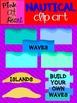 Nautical Clip Art Set