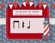 Nautical Notes! Interactive Rhythm Game for Practicing ta-