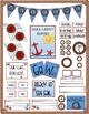 Nautical Theme Classroom Decor Pack
