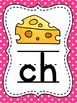 Nautical Theme Navy and Pink Alphabet Posters and Phonics