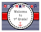 Nautical Welcome Signs