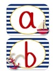 Nautical Word Wall with 220 High Frequency Words-Editable!