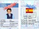 NaviGator Customizable Passport Template