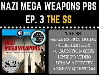 Nazi Mega Weapons PBS SS Season 2 Ep. 3