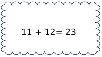 Near Doubles Addition PPT