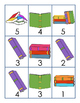 Near Doubles Subtraction Facts Matching Game 1.OA.6