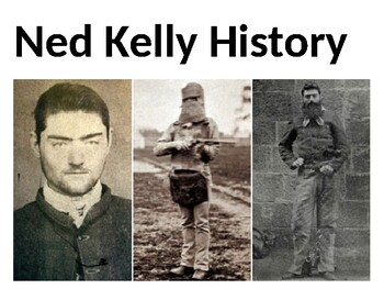 Ned Kelly History and Quiz