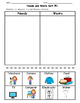 Needs and Wants Worksheets and Assessment