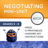 Negotiating a Compromise: Strategies for Agreeing on a Win