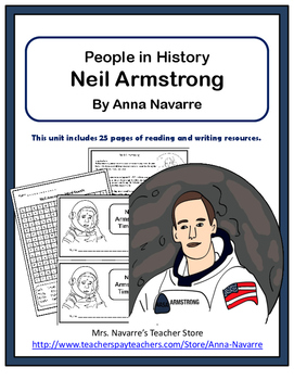 Neil Armstrong - People in History