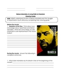 Nelson Mandela - A Long Walk to Freedom Movie Questions /