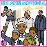 Nelson Mandela clip art