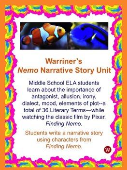 Nemo Narrative Story Writing Unit