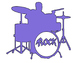 Neon Grunge Mini Poster Set - Add-on