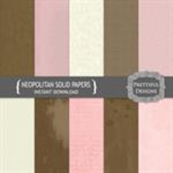 Neopolitan Solid Papers