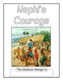 Nephi's Courage Copywork Notebook