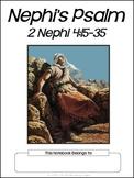Nephi's Psalm - Manuscript