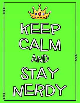 Nerdy Poster