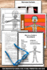 Nervous System Interactive Notebook Activity for Human Body Unit