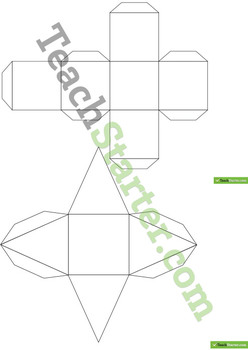 Nets of 3D Objects