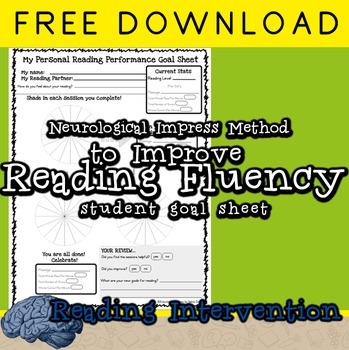 Neurological Impress Method to Improve Reading Fluency | G