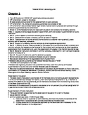 Nevada School Law Exam study guide