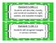 New  5th Grade Oklahoma Math and Language Academic Standards, Dot