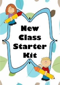 New Class Starter Kit
