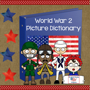 World War II Picture Dictionary