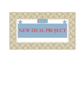 New Deal Project