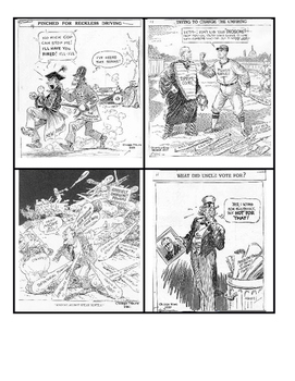 New Deal political cartoons