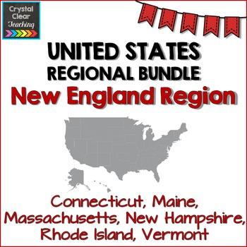 New England State Region Bundle