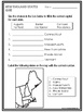 New England State Region Review Sheets and Quiz