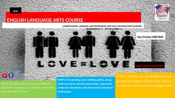 New  English Language Arts Skills Course, Non Fiction Writ
