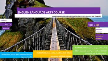 New English Language Arts Skills Course UNIT1