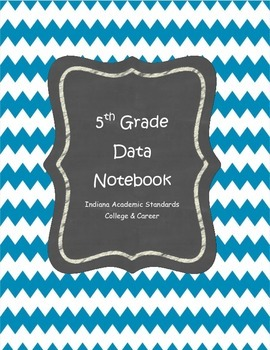 New Indiana Academic Standards 5th grade Front cover