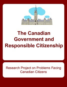New Inquiry Based Gr. 5 Unit -Canadian Government and Resp