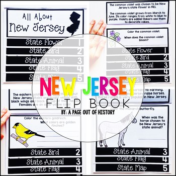 New Jersey State Flipbook