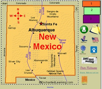 All About New Mexico