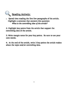 New NYS Common Core English Regents for 2014 - Part 2 Practice